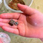 奇石博物館 サイコロ